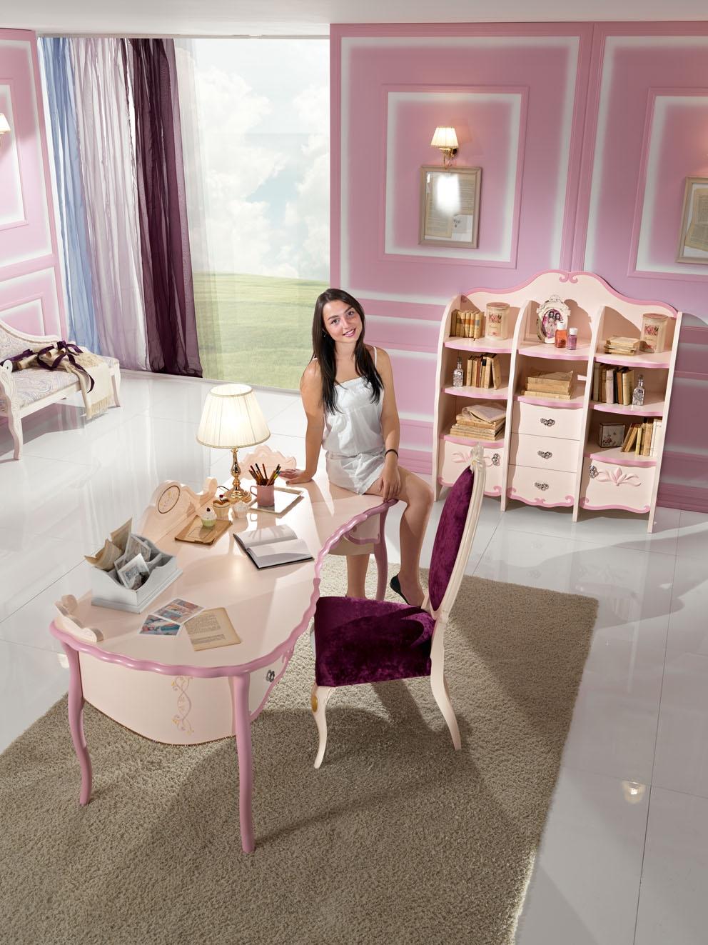 婚纱影楼装修最终装饰效果造型优雅,室内空间装饰结构线条